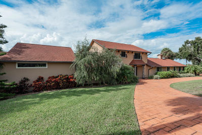Ormond Beach Single Family Home For Sale: 2412 John Anderson Drive