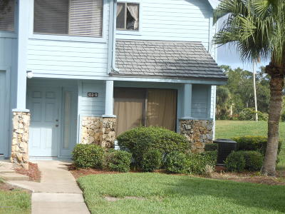 Pelican Bay Condo/Townhouse For Sale: 102 Blue Heron Drive #B