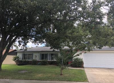 Port Orange Single Family Home For Sale: 763 Falcon Drive