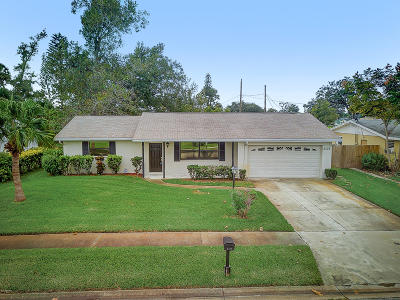 Volusia County Single Family Home For Sale: 2324 Green Street