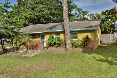 Volusia County Single Family Home For Sale: 1917 James Street