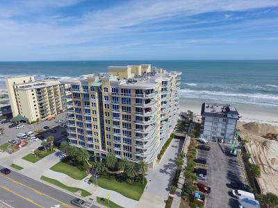 Daytona Beach Shores Condo/Townhouse For Sale: 3703 S Atlantic Avenue #408