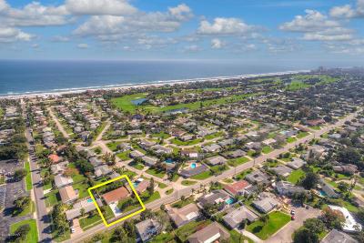 Ormond Beach Single Family Home For Sale: 591 N Halifax Drive