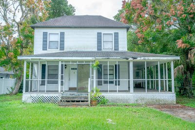 Deland Single Family Home For Sale: 416 W Howry Avenue
