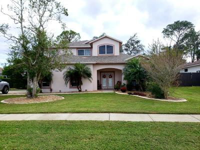 Port Orange Single Family Home For Sale: 795 Sterling Chase Drive