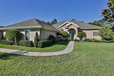 Plantation Bay Single Family Home For Sale: 983 Stone Lake Drive