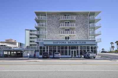 Volusia County Rental For Rent: 800 N Atlantic Avenue #411