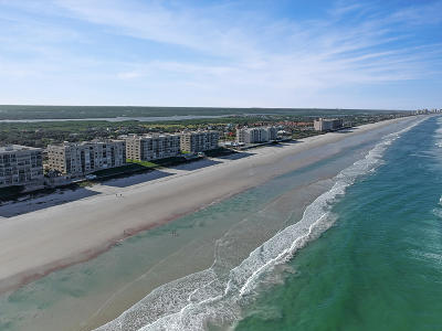 Ponce Inlet Condo/Townhouse For Sale: 4535 S Atlantic Avenue #2605