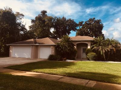 South Daytona Single Family Home For Sale: 170 Bryan Cave Road