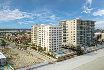 Daytona Beach Shores Condo/Townhouse For Sale: 2071 S Atlantic Avenue #802