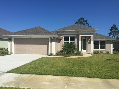 Ormond Beach Single Family Home For Sale: 1512 Springleaf Drive