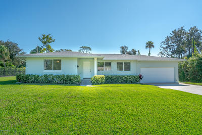 Ormond Beach Single Family Home For Sale: 6 Riverwood Drive