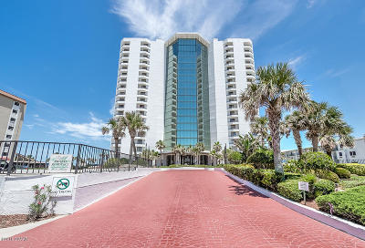 Daytona Beach Shores Condo/Townhouse For Sale: 2425 S Atlantic Avenue #4060