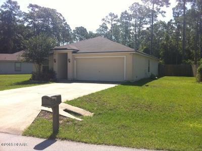 Palm Coast Single Family Home For Sale: 68 Wellwood Lane
