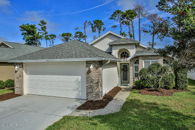 Port Orange Single Family Home For Sale: 911 Countryside West Boulevard