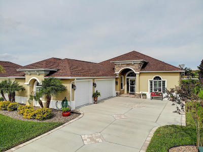 New Smyrna Beach Single Family Home For Sale: 3419 Tesoro Circle
