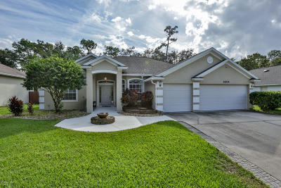 Port Orange Single Family Home For Sale: 1804 Forest Preserve Boulevard