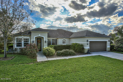 New Smyrna Beach Single Family Home For Sale: 2702 Snowbell Place
