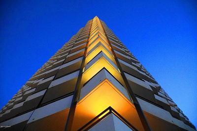 Daytona Beach Condo/Townhouse For Sale: 2900 N Atlantic Avenue #302