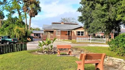 Daytona Beach Multi Family Home For Sale: 105 Braddock Avenue