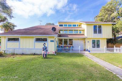 Ormond Beach Single Family Home For Sale: 70 Jill Alison Circle
