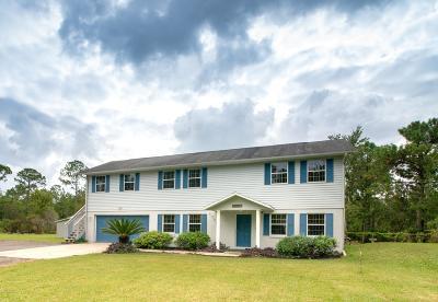 New Smyrna Beach Single Family Home For Sale: 2734 Tiffany Drive