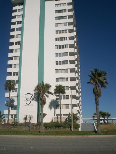 Daytona Beach Condo/Townhouse For Sale: 2800 N Atlantic Avenue #808