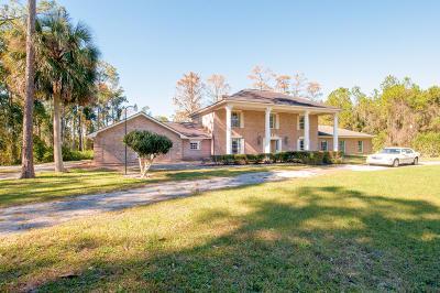 Ormond Beach Single Family Home For Sale: 102 Buckskin Lane