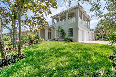 Ormond Beach Single Family Home For Sale: 3685 John Anderson Drive