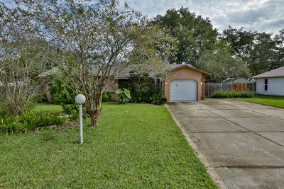 New Smyrna Beach Single Family Home For Sale: 2553 Nordman Avenue