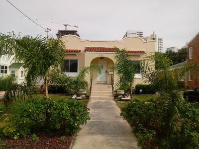 Daytona Beach Single Family Home For Sale: 408 N Wild Olive Avenue