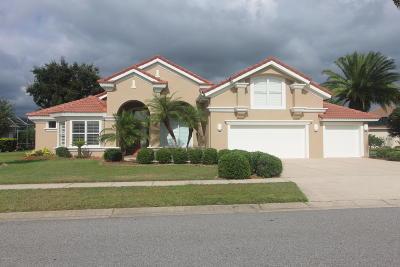 Port Orange Single Family Home For Sale: 6115 Sanctuary Garden Boulevard