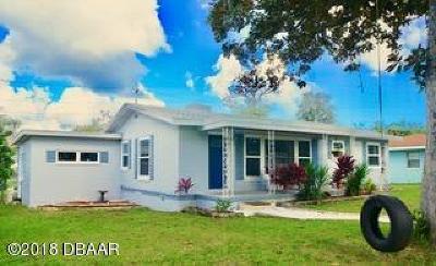 Ormond Beach Single Family Home For Sale: 73 N Arbor Drive