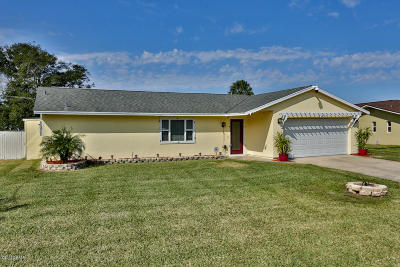 Ormond Beach Single Family Home For Sale: 980 Shockney Drive