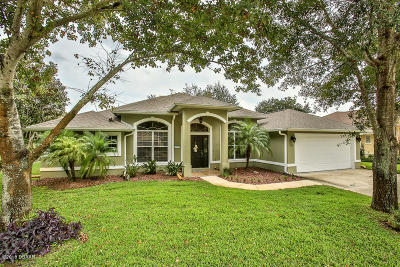 Ormond Beach Single Family Home For Sale: 29 Greenvale Drive