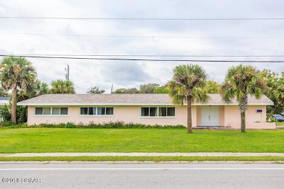 Ormond Beach Single Family Home For Sale: 308 N Halifax Drive