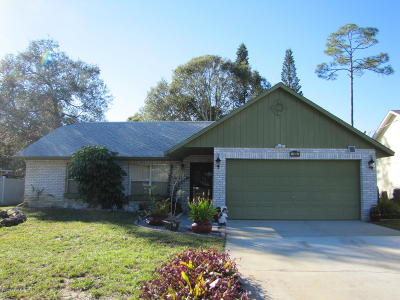 Daytona Beach Single Family Home For Sale: 1958 Forest Avenue