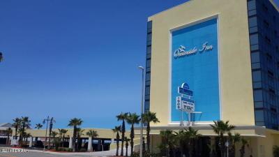 Daytona Beach Shores Condo/Townhouse For Sale: 1909 S Atlantic Avenue #705, 706