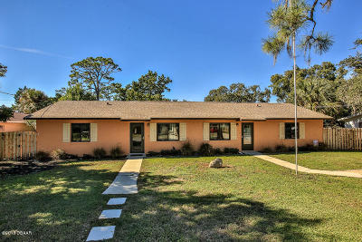 Port Orange Multi Family Home For Sale: 5126 Pineland Avenue