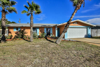 Ponce Inlet Single Family Home For Sale: 4343 S Peninsula Drive
