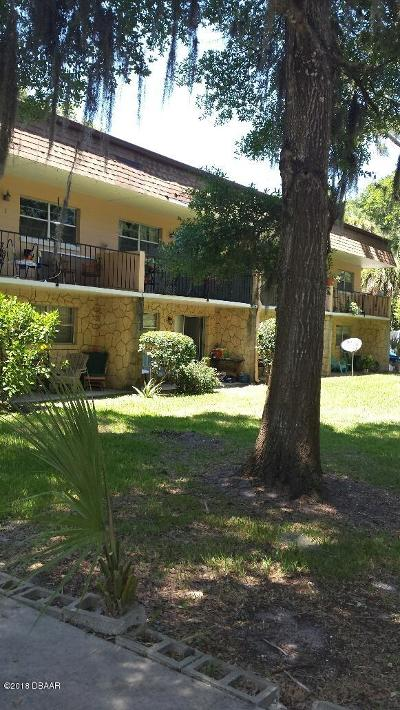 Volusia County Rental For Rent: 125 S Orchard Street #113