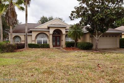 Debary Single Family Home For Sale: 38 Pleasant Hill Drive
