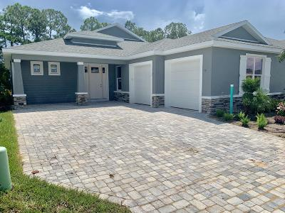 Venetian Bay Single Family Home For Sale: 3069 Borassus Dr Lot 17