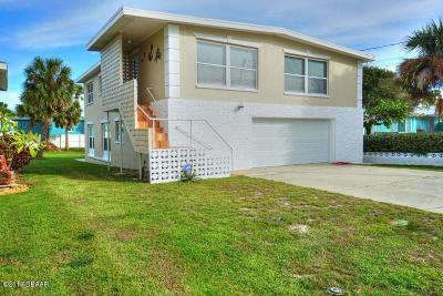 Daytona Beach Single Family Home For Sale: 447 Seaview Avenue