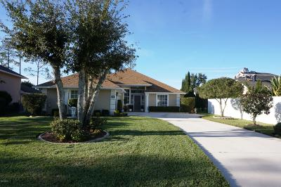 Ormond Beach Single Family Home For Sale: 2 Turkey Creek Pass