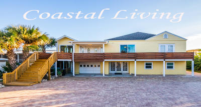 Daytona Beach Shores Single Family Home For Sale: 2801 S Atlantic Avenue