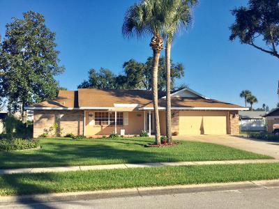 Port Orange Single Family Home For Sale: 624 Forest Troll Drive