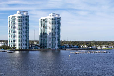 Holly Hill Condo/Townhouse For Sale: 231 Riverside Drive #2605