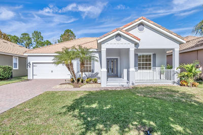 New Smyrna Beach Single Family Home For Sale: 520 Venetian Villa Drive