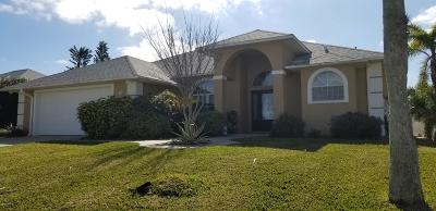 Ormond Beach Single Family Home For Sale: 6 Seabridge Drive